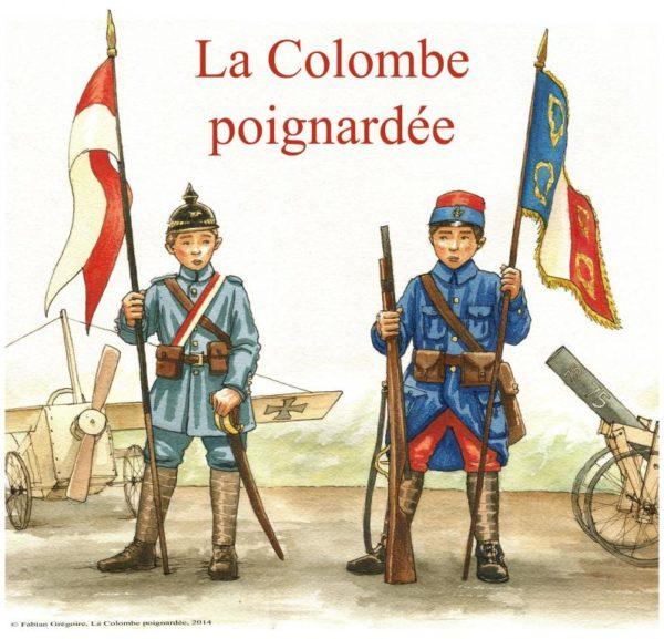 Fabian Grégoire: La Colombe poignardée