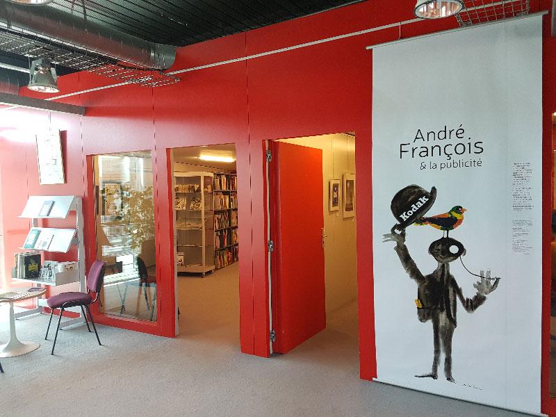 Le Centre Andre François