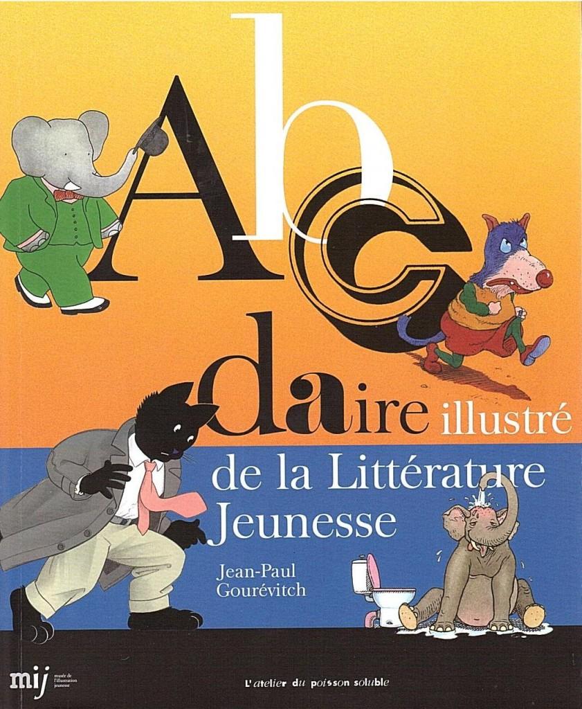 Abcdaire illustré de la Littérature Jeunesse
